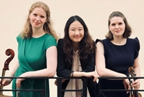 Hay Music: Odora Piano Trio -- Songeun Choi - piano, Sophie Hinson - violin, Harriet Butterworth – cello